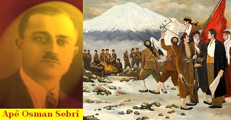 Osman Sebrî; Agirî