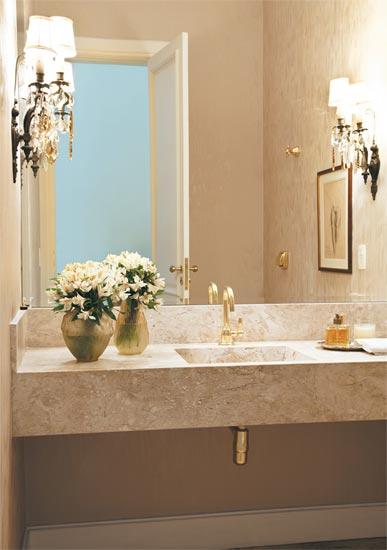 decoracao de lavabos pequenos e simples : decoracao de lavabos pequenos e simples:Pra ver o vídeo da GNT, entre aqui !