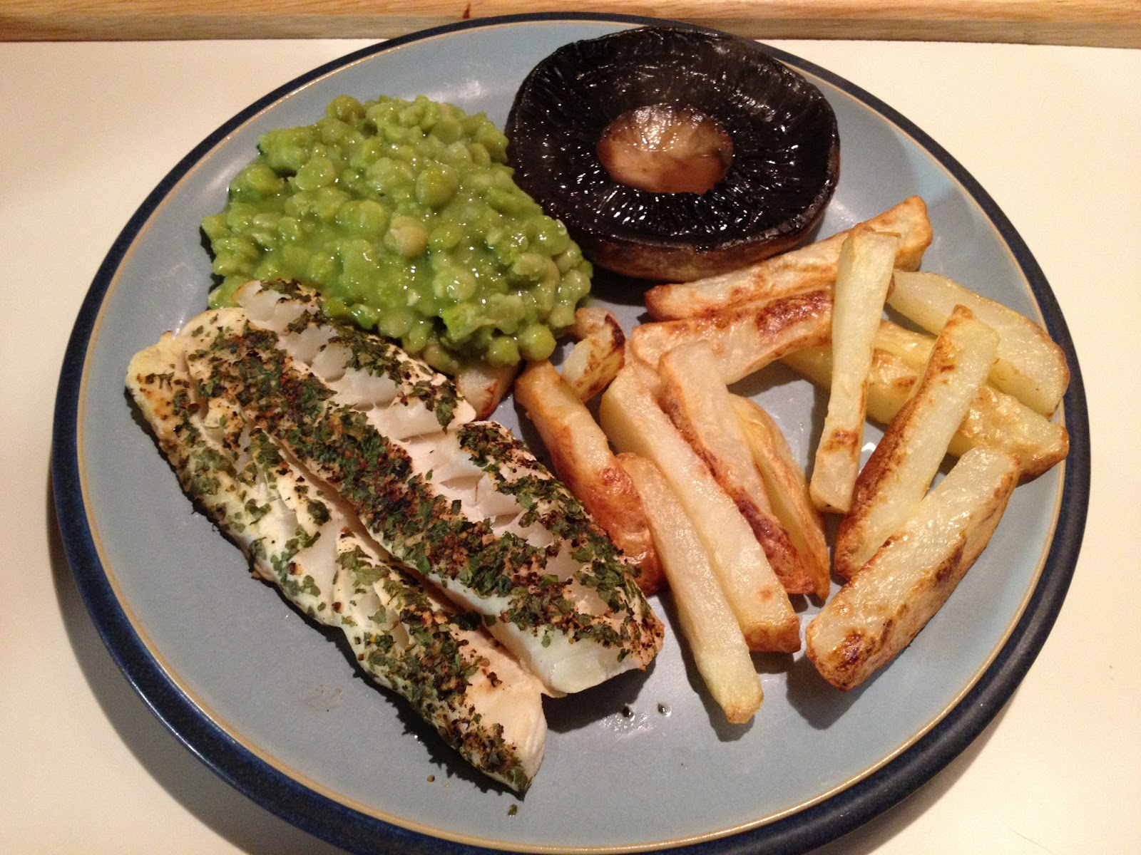 Robs Favourite Slimming World Recipes: Fish, Chips & Mushy ...