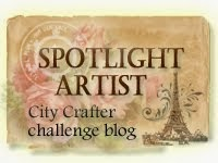 City Crafters Spotlight Artist Badge