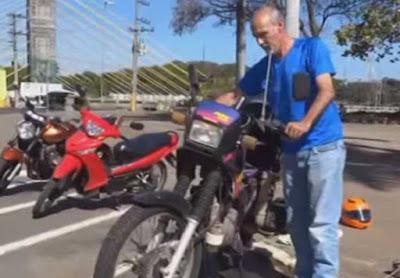 شاهد أول دراجة نارية تعمل بالمياه, شاهد أول دراجة نارية تعمل بالمياه, دراجة نارية تعمل بالمياه, دراجة نارية