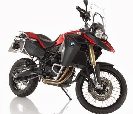 Daftar Motor BMW
