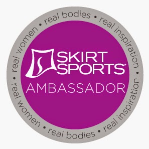 Proud to be a SkirtSports Ambassador Captain!