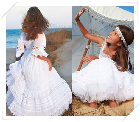 pajes para boda en la playa