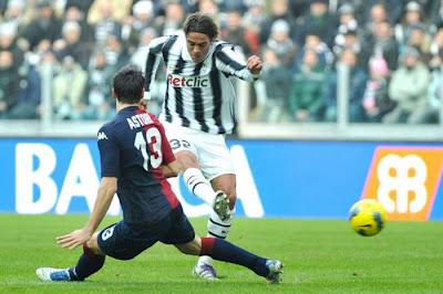 Juventus 1 - 1 Cagliari (2)
