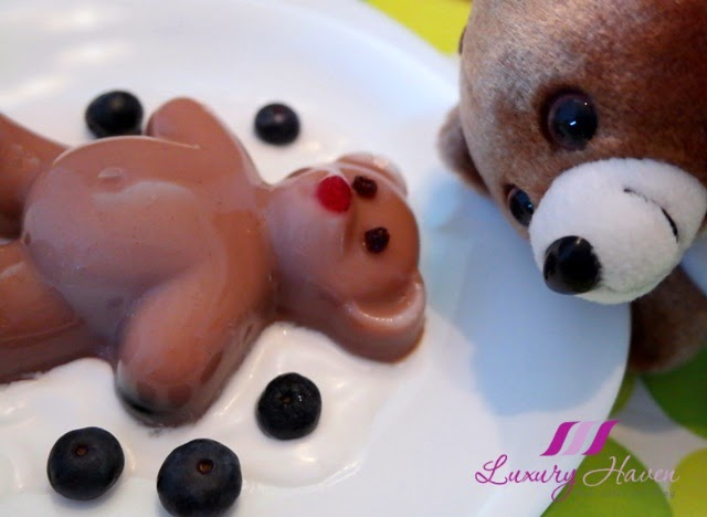 cute teddy bear desserts kids recipe ideas