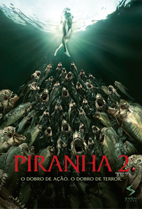 Piranha 2 Dublado 