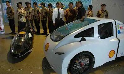 Mobil Hemat ITS Surabaya
