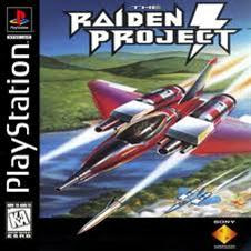 The Raiden Project   PS1