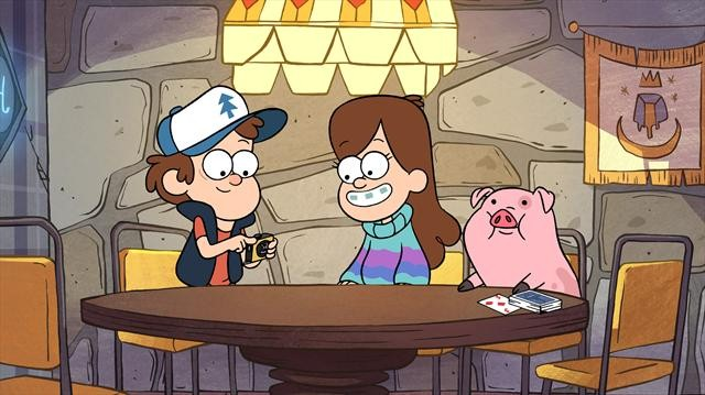News bundle clip from this friday s gravity falls shows the series