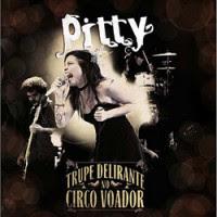 CD Pitty-Trupe Delirante no Circo Voador