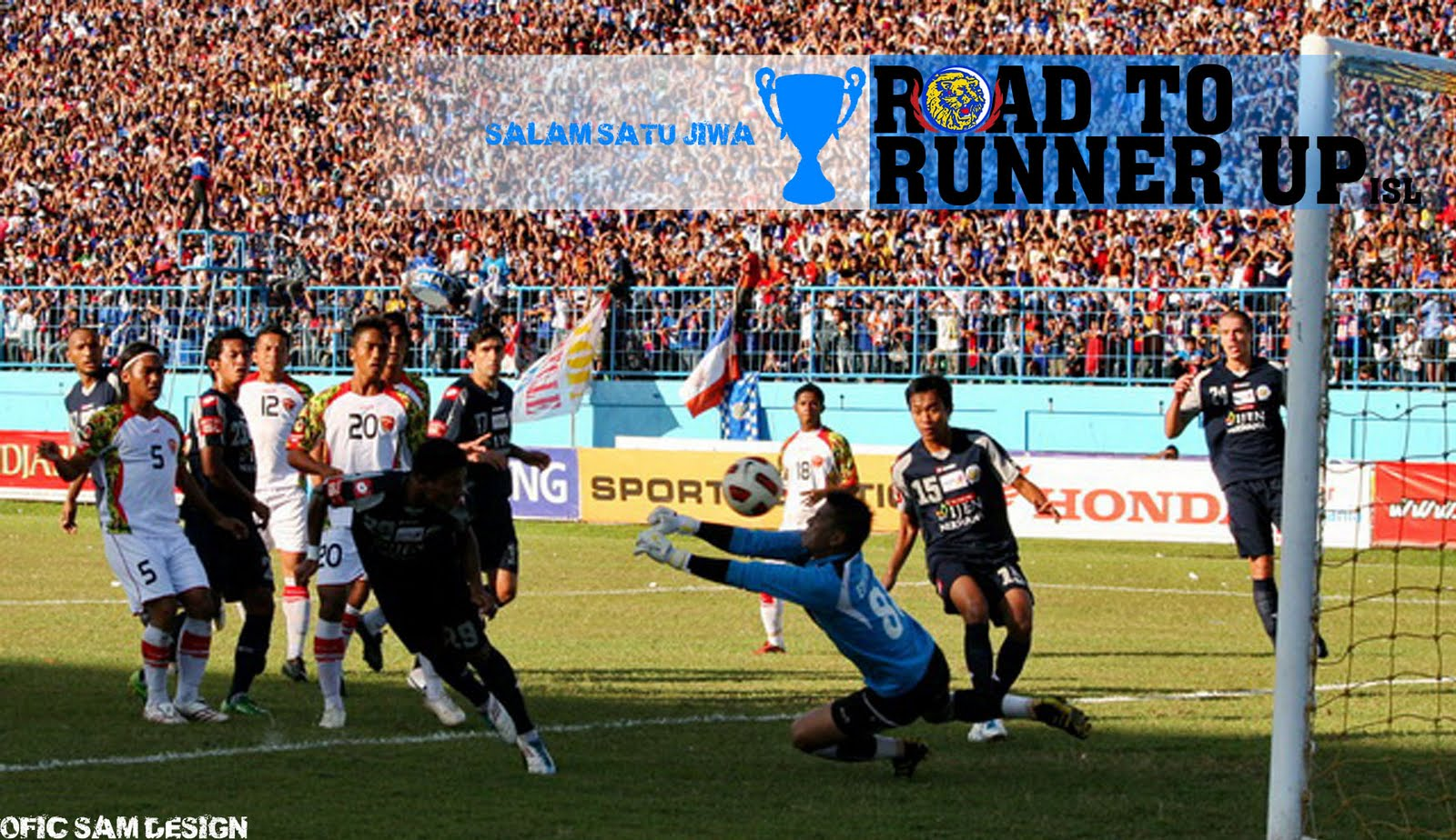 wallpaper AREMA INDONESIA 2011 edisi JULI part 2 (ROAD TO RUNNER UP