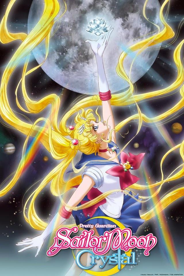 Sailor Moon Crystal Temporada 1 (HDTV 720p Japonés Subtitulada) (2014)