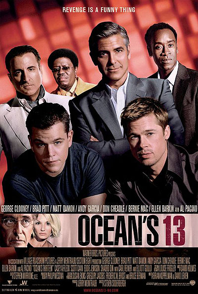 Oceans 13 Trke Dublaj izle