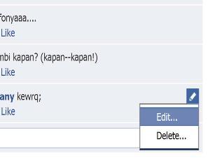 Fitur Edit Komentar Di Facebook