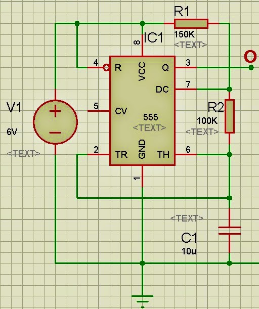 ariful s design simple traffic signal light controller circuit rh arifulsdesign blogspot com
