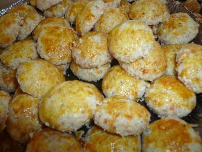 Biskut Kacang Mazola Simple