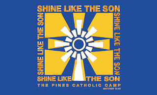 Catholic Summer Camp Texas, The Pines, Shine Like the Son