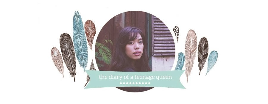 The Diary of a Teenage Queen