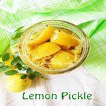 Lemon Pickle (White)