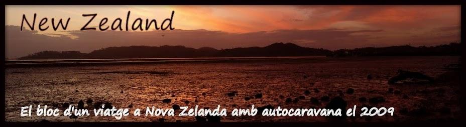 Nova Zelanda / New Zealand - Diari d'un viatge amb autocaravana per NZ (2009)