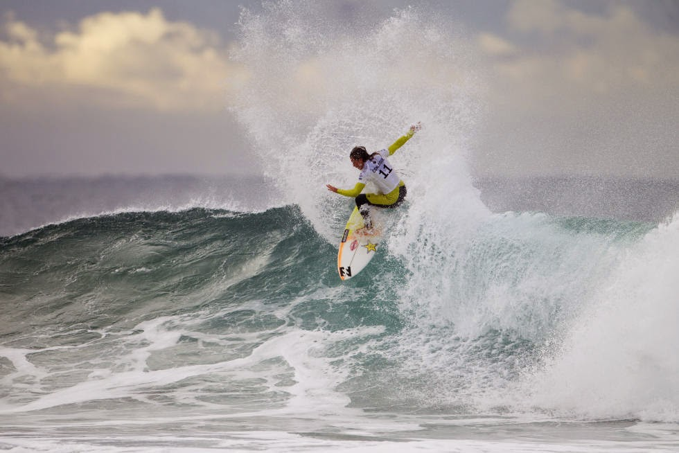 55 Rip Curl Womens Pro Bells Beach Courtney Conlogue Foto WSL Kirstin Scholtz