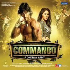 Commando online (2013)