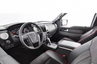 2015 Ford F-150 Tremo Interior