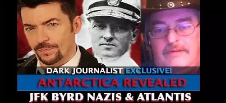 ΣΥΓΚΛΟΝΙΣΤΙΚΕΣ ΑΠΟΚΑΛΥΨΕΙΣ για ΑΝΤΑΡΚΤΙΚΗ, τον ΝΑΥΑΡΧΟ BYRD, τον JFK και NAZI (video)