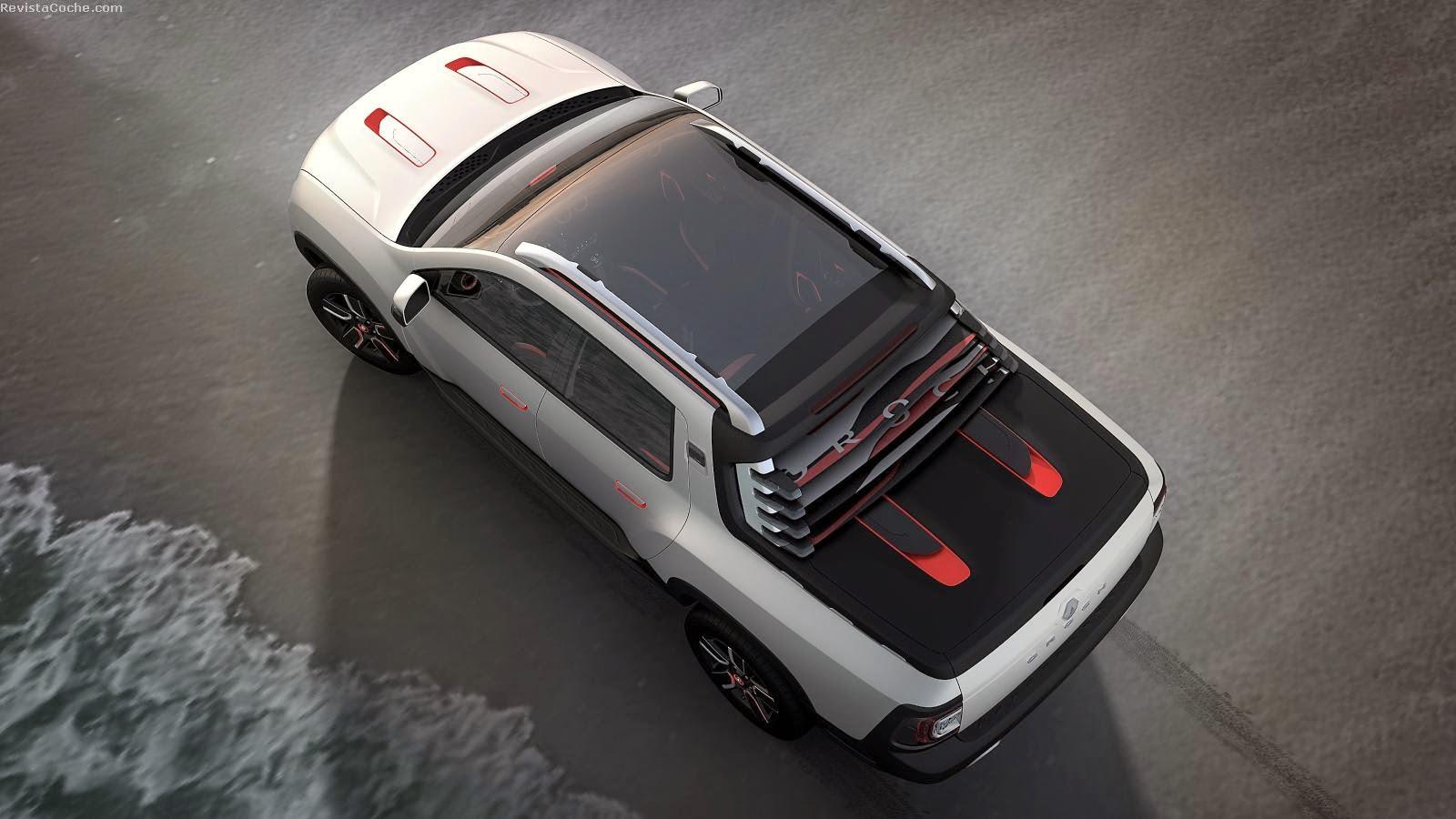Dacia Duster Face Lift Interior 2014 | Autos Weblog