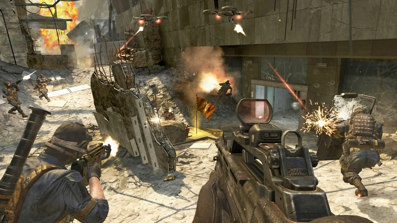Call of duty black ops 2 matchmaking