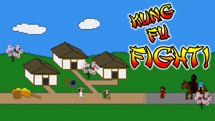 Kung Fu FIGHT! Promo732x412
