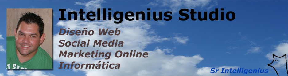 Blog del Sr Intelligenius