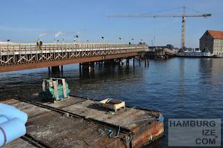 Christianshavnsroute - Inderhavnsbroen