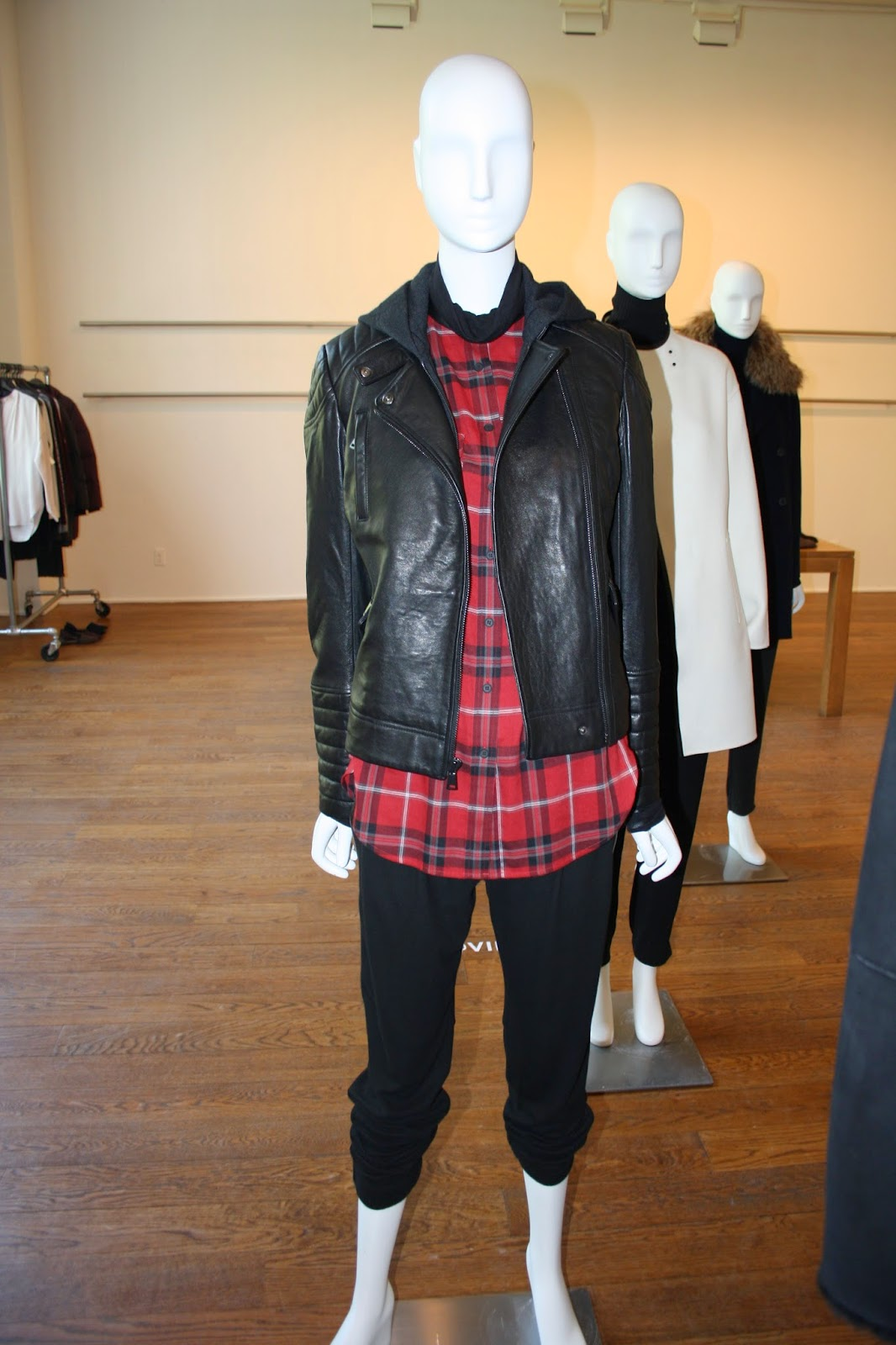 Market Appointment: Vince Fall 2014 Preview