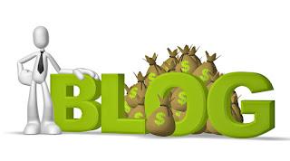 dari mana blogger mendapat uang , penghasilan blog dari mana ?