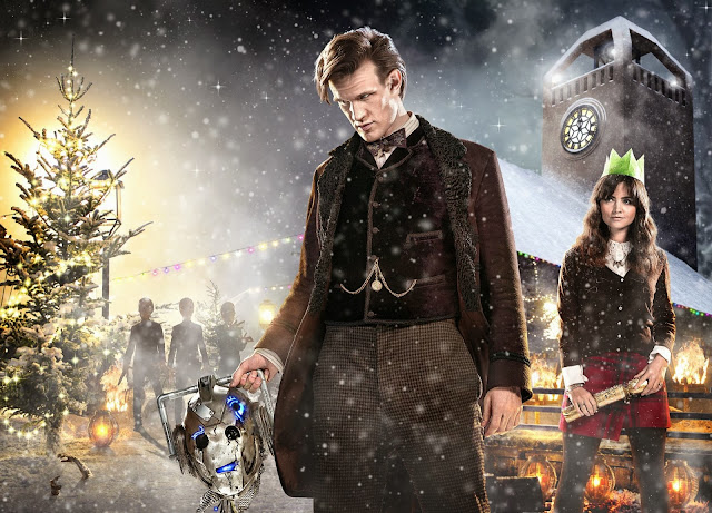 doctor who 2013 xmas special