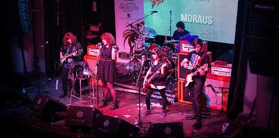 Moraus grupo banda 2013