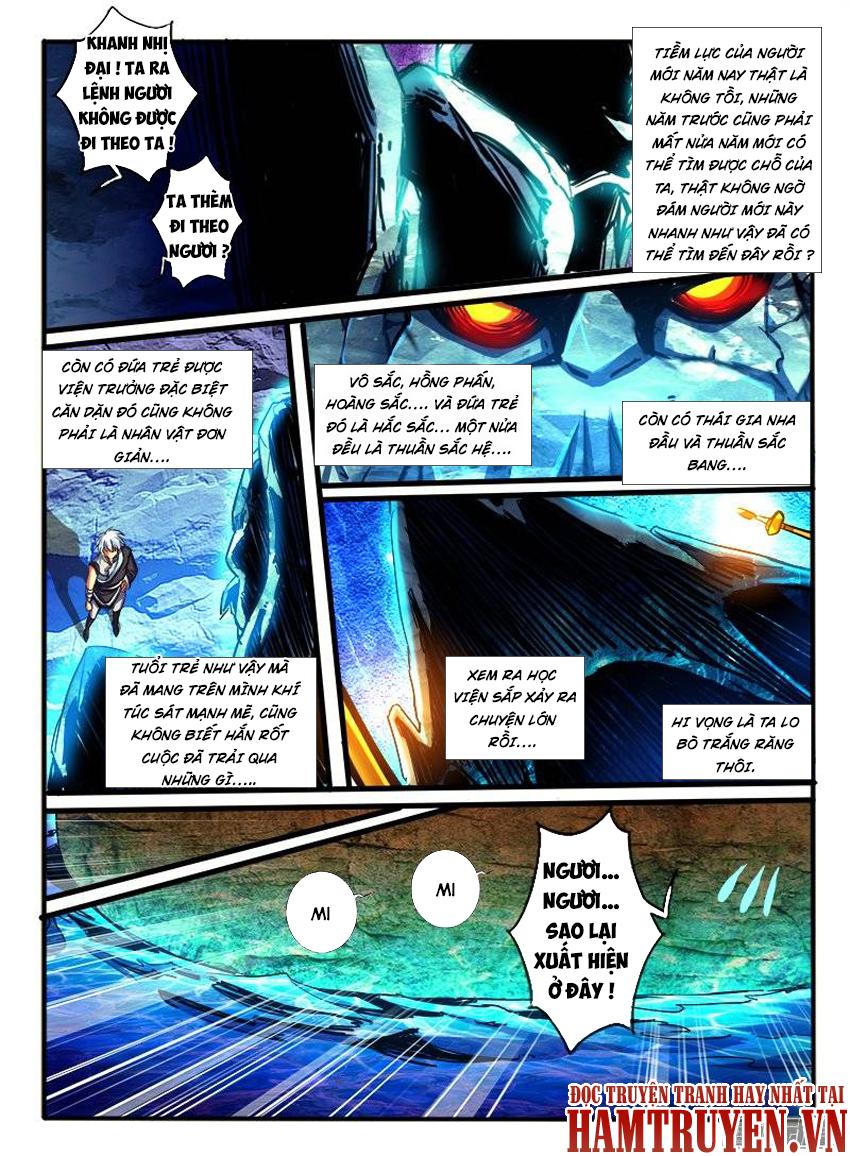 Thông Linh Phi Chap 161 - Trang 6
