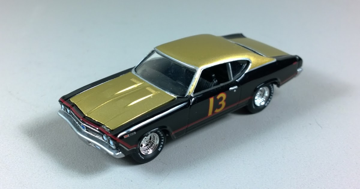 1969 Chevelle TALLADEGA NIGHTS Greenlight Hollywood K21