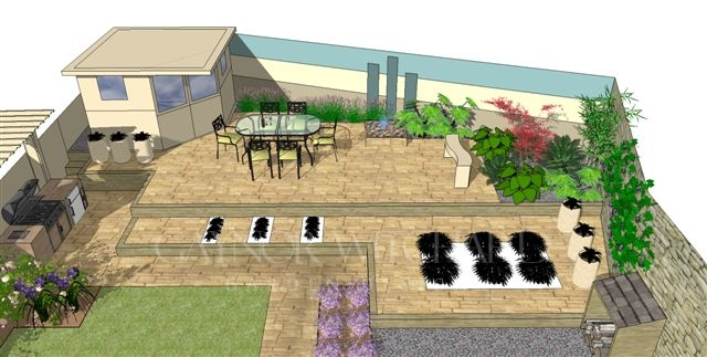 ... Garden Design with Landscaping Quotes and the Real Design Cost  Ayegardening Ltd with Flowers For Landscaping