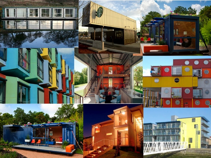 id materials unusual building material shipping containers. Black Bedroom Furniture Sets. Home Design Ideas