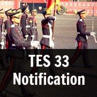 TES 33  Notification