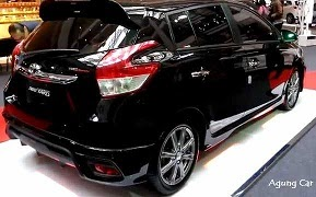 Harga all new toyota yaris 2014, Agung Car