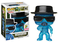 Funko Pop! Blue Crystal Heisenberg