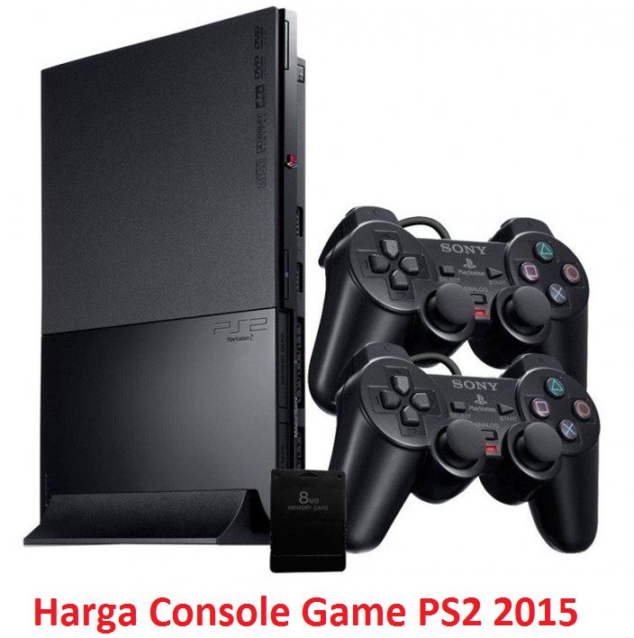 Harga PS2 terbaru 2015