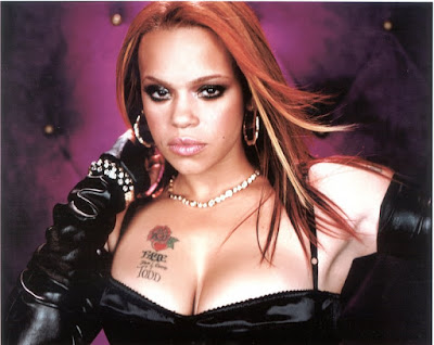 Faith Evans Hot Wallpaper