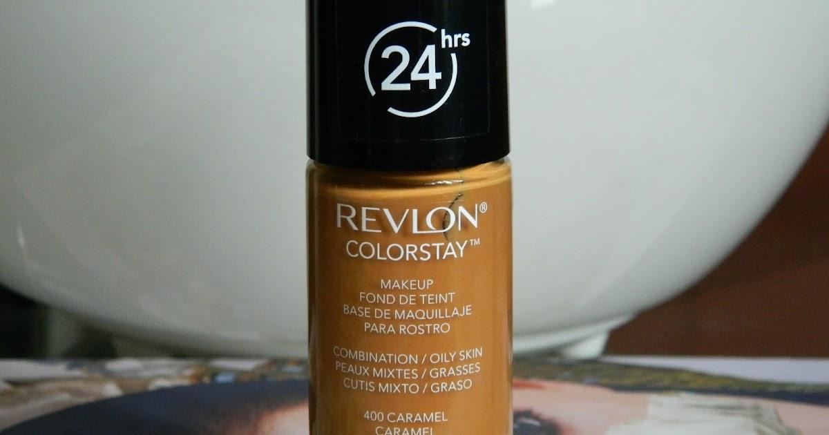 A Perfect Match? REVLON Colorstay Foundation in Caramel | Kokosecrets