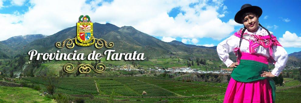 Provincia de Tarata