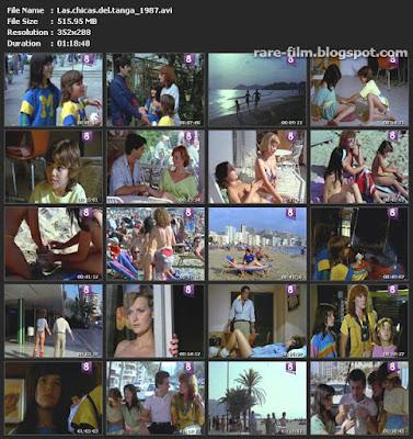 Las chicas del tanga (1987) Download